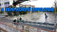 Aksaray Belediyesi 6 yeni köprü daha yapıyor