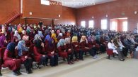 Rektör Şahin İmam Hatip Lisesi'nde konferans verdi
