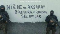Diyarbakır Sur'dan Aksaray'a selam