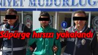 İşyerlerinden hırsızlık yapan şahıs tutuklandı
