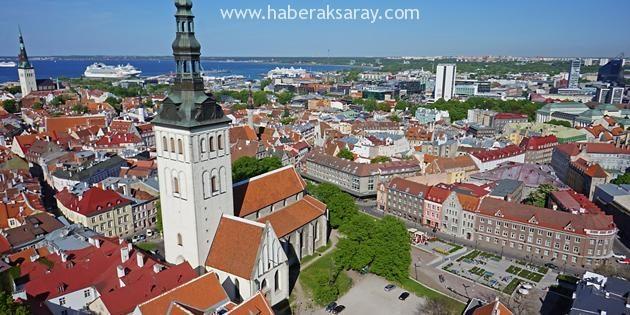 Estonyada Mutlaka Gitmeniz Gereken 5 Yer
