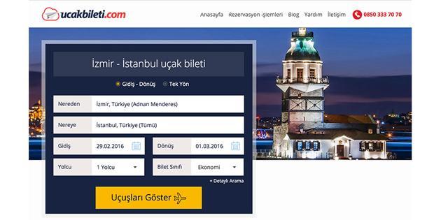 izmir-istanbul-ucak-bileti