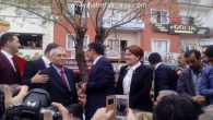 Meral Akşener Aksaray'da büyük coşku ile karşılandı