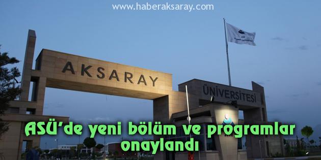 aksaray-universitesi-yeni-program-bolum