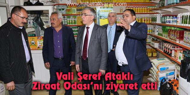 vali-seref-atakli-aksaray-ziraat-odasi