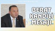 AK Parti İl Başkanı Karatay, Berat Kandilini kutladı