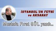 İstanbul'un Fethi ve Aksaray