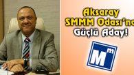 Özan, SMMM Odası Başkanlığına adaylığını açıkladı
