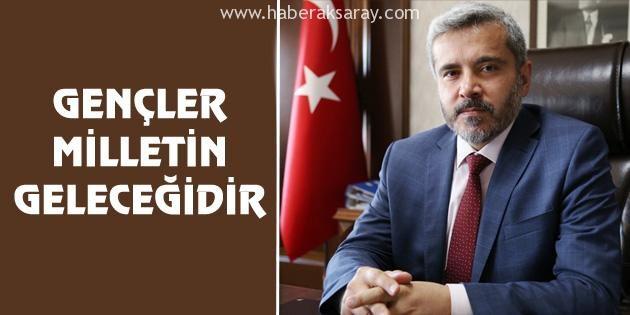 Rektör Şahin'in 19 Mayıs mesajı