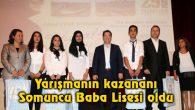 'Haydi Konuş Bakalım' münazara yarışmasının finali yapıldı