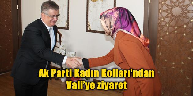 aksaray-ak-parti-kadin-kollari-vali-ziyaret