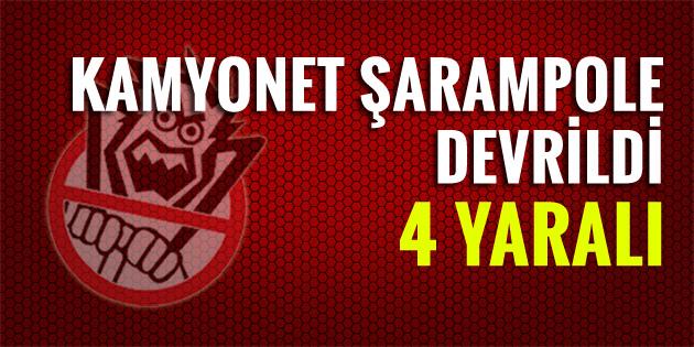 aksaray-kamyonet-sarampole-devrildi-4-yarali-5