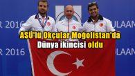 ASÜ'lü Okçular Moğolistan'da Dünya ikincisi oldu