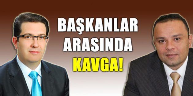 Aksaray Ak Parti'deki kavga ayyuka çıktı!