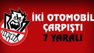 Aksaray-Ankara karayolunda kaza: 7 yaralı