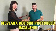 Litvanya'da Mevlana Değişim Protokolü imzalandı