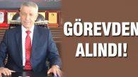 Aksaray'da o kurumun müdürü görevden alındı!