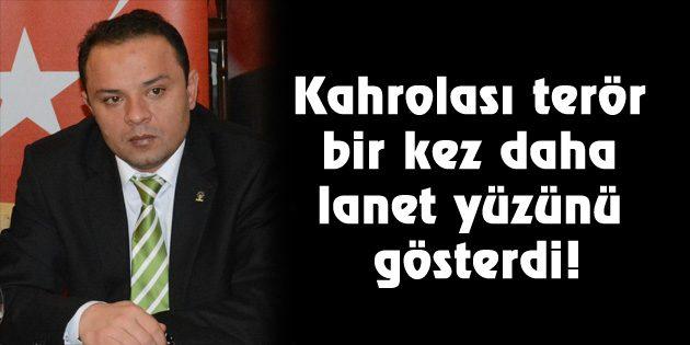 Karatay, Gaziantep'teki terör saldırısını lanetledi