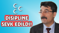 Ayhan Erel disipline sevk edildi!