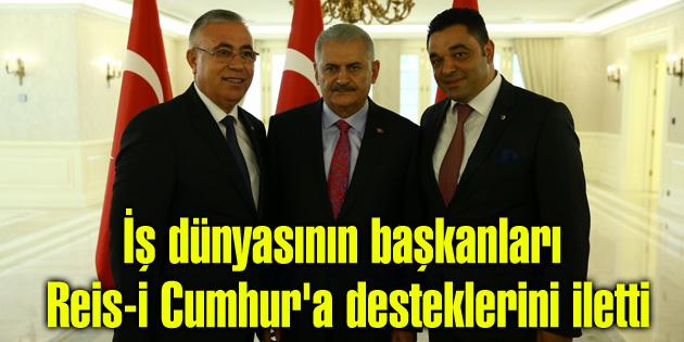 is-dunyasi-baskanlari-reisi-cumhur-aksaray