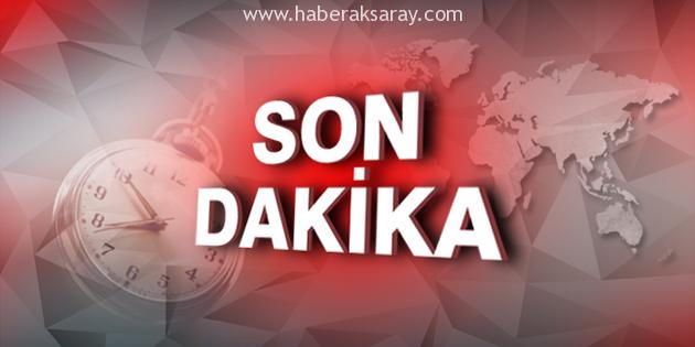 Bombalı saldırının faili Aksaray'da yakalandı