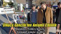 Aksaray Ülkü Ocakları'ndan Alparslan Türkeş sergisi