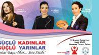 'Güçlü Kadınlar Güçlü Yarınlar' paneli ATSO'da