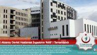 Yeni Aksaray Devlet Hastanesi'nin yüzde 68'i tamamlandı