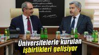 Üniversitelerle kurulan işbirlikleri gelişiyor