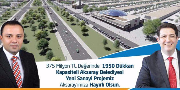 Yeni Sanayi Projesine AK Parti İl Başkanlığından tam destek