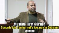 Osmanlı'dan Cumhuriyet'e Aksaray'ın değişimi