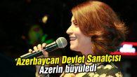 Ramazan Sokağı'nda Azerbaycan rüzgarı esti