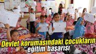 Devlet korumasındaki çocukların eğitim başarısı