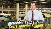 Mercedes-Benz Türk'te Çevre Yönetim Sistemi
