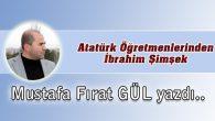 Atatürk Öğretmenlerinden İbrahim Şimşek