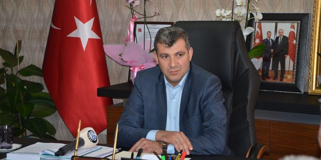 AK Parti İl Başkanı Altınsoy'un Öğretmenler Günü mesajı