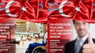 Engelli ve eski hükümlülere yönelik proje desteği