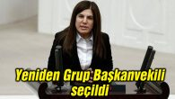 İlknur İnceöz, yeniden Grup Başkanvekili seçildi