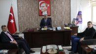 AK Parti İl Başkanı Altınsoy, KYK İl Müdürlüğünü ziyaret etti