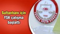 Sultanhanı için YSK çalışma başlattı
