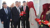 Sultanhanı'nda Şehit Polis Ayhan Demirel kütüphanesi açıldı
