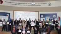 Aksaray'a 2017 yılında 532 yeni girişimci kazandırıldı