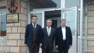 Ak Parti İl Başkanı Altınsoy, Karayolları şube şefliğini ziyaret etti