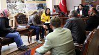 Başkan Yazgı Halk Günü'nde vatandaşlarla buluşmaya devam ediyor