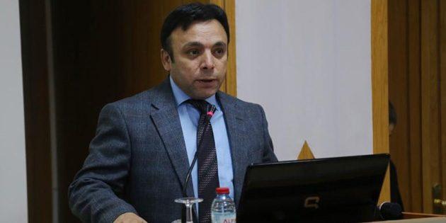 Himmet Durgut, Şanlıurfa İl Sağlık Müdürü oldu