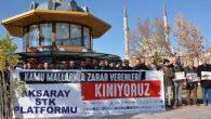 Aksaray Bilgi Evi'ne yapılan saldırıyı kınadılar