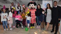 Aksaray'da lösemili çocuklara anlamlı program