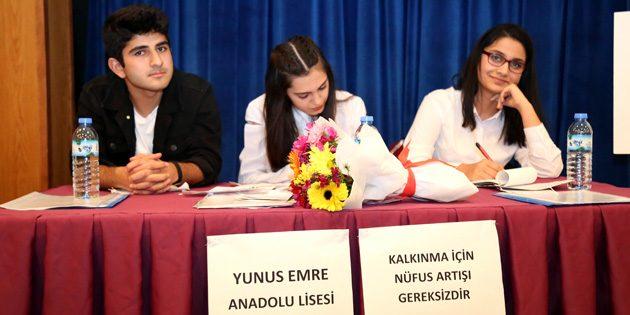 Aksaray'da 'Haydi Konuş Bakalım' heyecanı başladı