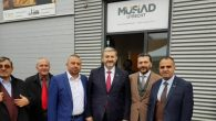 MÜSİAD Aksaray Hollanda'da