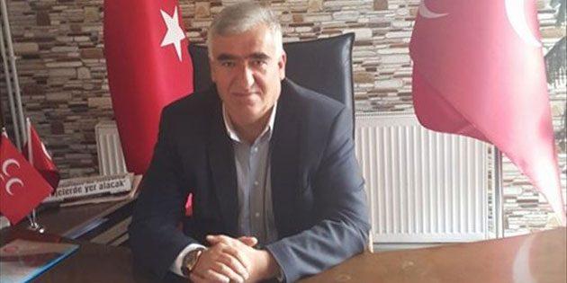 MHP İl Başkanı Kaşlı'nın 23 Nisan mesajı